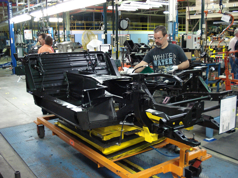 Acrx Caap Frame Assembly