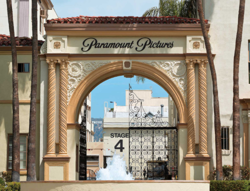2018 Paramount Studios Private Backlot Tour